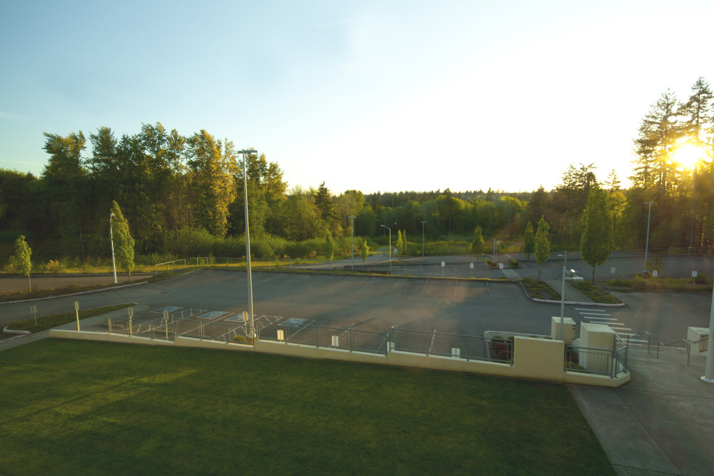 Lacey Conference Center Parking