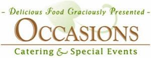 Occasions Catering is a great partner of the Lacey Conference Center.
